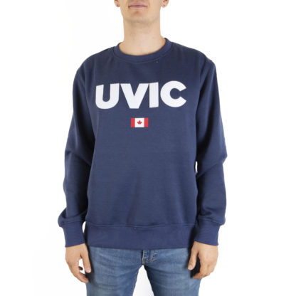 525 Mens Crew UVIC front