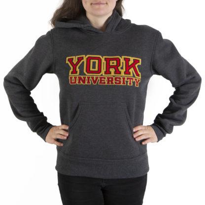 014 Women's Pullover Hoodie YORK front