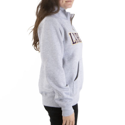 414 Women's Cropped Hoodie LAURIER side