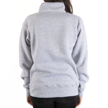 414 Women's Cropped Hoodie LAURIER back